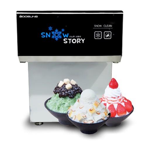 Top 5 máy làm kem tuyết tốt nhất hiện nay ảnh 2